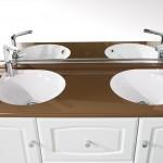 Meuble salle de bain supp. à 200 cm 2