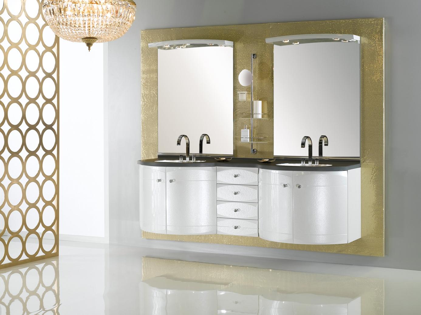 Accessoire Salle De Bain Terre Cuite ~ meubles 2 vasques duc carrelages et bains