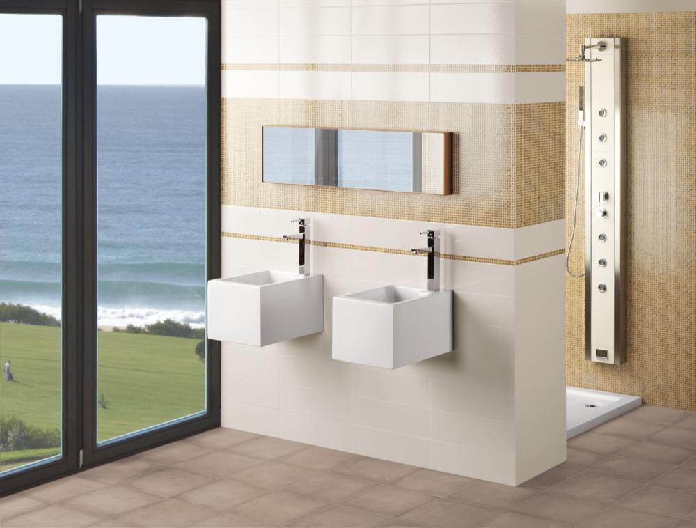 Idee pour salle de bain photos de conception de maison for Idees salle de bains