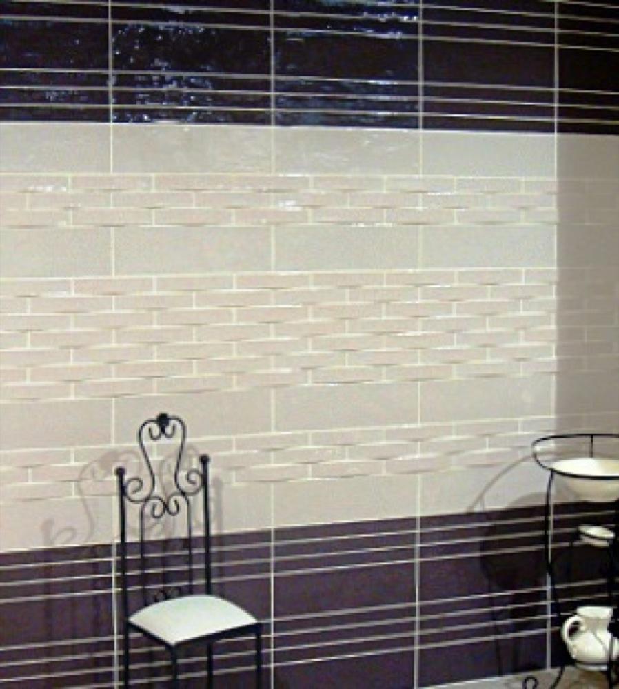 Id es pour salle de bain duc carrelages et bains for Idee de carrelage pour salle de bain